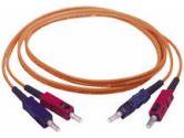 Patch Cable - SC - Male - SC - Male - 7 M - Fiber optic - Orange (Cables To Go: 09164)