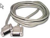 6ft 15 pin D-Sub  Male/Male Mac Video Cable (Cables To Go: 02638)