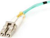 1M 10GB AQUA LC/LC DPLX 50/125 MM LSZH FIB CABLE (Startech Computer Products: A50FBLCLC1)