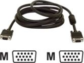 25FT VGA/SVGA MON CBL HDDB15M/HDDB15M SH (Belkin Corporation.: F3H982-25)