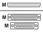 5FT RS-530 CBL FOR VSX HD-68M TO Y RS-530 DB-37M (Polycom Inc.: 2457-21263-200)