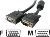 35FT COAX HIRES VGA MNTR EXT CBL-HD15M/F (Startech Computer Products: MXT101HQ35)