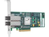 HP 82B PCIE 8GB FC DUAL PORT HBA (Hewlett-Packard: AP770A)