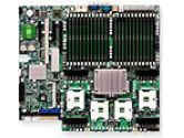 QUAD INTEL MP 7300 192GB 8PT SAS PROPRIETARY FF (Supermicro Computer, Inc: MBD-X7QC3-0)