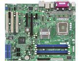 ATX MBD Q965 1P 8GB DDR2 4X SATA GMA 3000 PCIE X16 (Supermicro Computer, Inc: MBD-PDSBA-Q+-B)