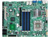 ATX MBD X58 UP 24GB DDR3 6X SATA VGA 8X USB (Supermicro Computer, Inc: X8STI-O)