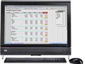 HP TOUCHSMART DX9000 IQ524 PC FR (Hewlett-Packard: NC702AA#ABC)