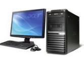 VM670G-UQ9400C: VISTA BUSINESS w/XPP CD INCL, CORE2 QUAD Q9400 6MB L2 CACHE, 2.6 (Acer Inc.: VM670G-UQ9400C)