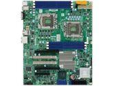 ATX 5500 DP 5500 24GB DDR3 SATA VGA 2X LAN 7.1 (Supermicro Computer, Inc: X8DAL-I-O)
