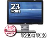 "23"" LCD Flat Panel Monitor (Hewlett-Packard: FN747AA#ABA)"