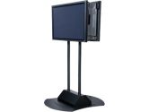 FLAT PANEL DSPLY STAND F/50-71 SCRNS-BLK (Peerless Industries, Inc.: FPZ-670)