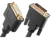LINK DEPOT CABLE 10 DVI-D MALE TO DVI-D FEMALE (Link Depot Corp.: DVI-10-DDMF)
