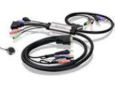 MINI VIEW MICRO DVI-D KVM WITH AUDIO (IOGEAR, Inc: GCS932UW6)