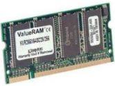 Kingston ValueRAM memory - Memory - 1 GB - DIMM 168-pin - SDRAM - 133 MHz / PC13 (Kingston Technology: KVR133X64C3/1G)