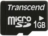 1GB MICRO SD CARD (TRANSCEND: TS1GUSDC)