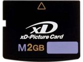 Transcend 2GB XD Picture Card (TRANSCEND: TS2GXDPCM)