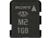 MEM STICK MICRO MED 1G W/USB ADAPTER (Sony Corporation: MSA1GU2)