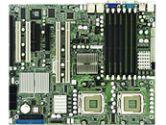 MBD ATX 5000V DP XEON 16GB DDR2 6X SATA VGA (Supermicro Computer, Inc: X7DVL-E-B)