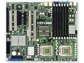 ATX MBD X7DVLE INTEL5000V 16GB DDR2 6 SATA 3.0 VGA (Supermicro Computer, Inc: MBD-X7DVL-E-O)