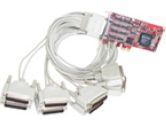 ROCKETPORT PCIE 8PORT DB25M (Comtrol Corporation: 30129-5)