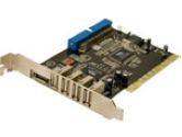 SYBA PCI SATA RAID+1ESATA VIA (Syba Tech Ltd.: SD-81012138)