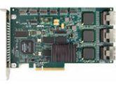 RAID Controller - Serial ATA II - 3 Gbps - JBOD;RAID 0;RAID 1;RAID 10;RAID 5;RAI (LSI Logic Corp: 9650SE-24M8KIT)