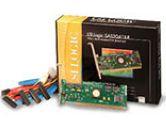 LSI SAS3041X-R KIT 4-PORT 3GB S SAS PCI-X HBA  SATA ROHS LSI00033-F (LSI Logic Corp: LSI00033-F)