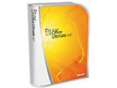 FR OFFICE ULTIMATE 2007 W32 AE DVD (Microsoft Corporation.: 76H-00301)