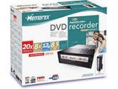Disk drive - DVD+/-RW  / DVD-RAM - 20x/20x/12x - Hi-Speed USB - externa (Imation Corp.: 03223)
