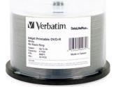 Verbatim DataLifePlus 200 x DVD-R 4.7 GB 8x - spindle - storage media (Verbatim Corporation, Inc: 94971-K)