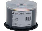 Verbatim DataLifePlus Shiny Silver - DVD-R x 50 - 4.7 GB - storage media (Verbatim Corporation, Inc: 94852-K)