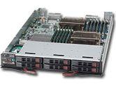 SUPERBLADE 7U ENCL 4 1400W PWR CMM INCLD (Supermicro Computer, Inc: SBE-710E-R42)