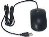 USB OPTICAL 3-BUTTON 2.9M OEM MOUSE (Hewlett-Packard: ET424AA)