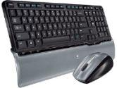 Logitech Black RF Wireless Desktop S520 (Logitech: 920-000922)