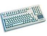 Keyboard - Light Gray - Type A - USB (Cherry Corporation: G80-11900LUMEU-0)