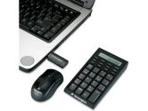 Wireless Notebook Keypad/Calculator and Mouse Set (Kensington Computer Products Group: 8589672273)
