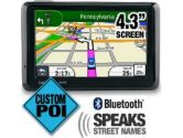"Garmin Nuvi 1390T 4.3"" GPS Navigation with lifetime traffic (Garmin Ltd.: 010-00782-02)"