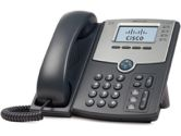8 Line IP Phone PoE and PC Por (Cisco Systems, Inc: SPA501G)