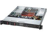 CHAS DP EATX 1U 4X 2.5 IN UIO SUP 560W BLK (Supermicro Computer, Inc: CSE-111T-560UB)