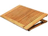 BAMBOO NOTEBOOK ADJUSTABLE STAND (Mace Group, Inc.: ECOFANPRO)