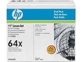 HP LJ CC364X DUAL PK (Hewlett-Packard: CC364XD)