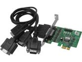 DP CYBERSERIAL 4S PCIE 4PT SER PCIE (SIIG Inc.: JJ-E40011-S3)