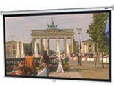 57.5X92 109D MATTE WHITE (Da-Lite Screen Company: 36465)