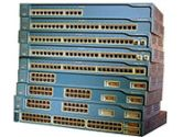 Cisco Catalyst 2950ST-24-LRE - Switch - 24 ports - EN - LRE + 2x10/100/1000Base-T - 1U - refurbished   - stackable (Cisco Systems, Inc: WS-C2950ST24LRE-RF)