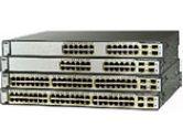 REFURB CAT3750 48 10/100/1000T + 4 SFP (Cisco Systems, Inc: WS-C3750G-48TS-E-RF)