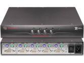 SWITCHVIEW SC420 KVM SWITCH (Avocent Corporation: SC420-001)