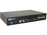 8PORT 10/100BTX 2PORT SFP COMBO (Transition Networks, Inc.: MIL-SM8TXAF2GPA-NA)