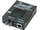 CONVERT IT MEDIA CONVRT 100BTX TO BFX LA PWR (Transition Networks, Inc.: J/FE-CF-04(SM)-LA)