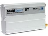 SERIAL-BLUETOOTH ADAPTER W/ UPS & NO CORD European Configuration (Multi-Tech Systems Inc: MTS2BTA-NPC)