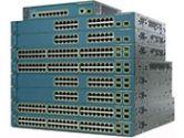 CAT 3560E 48 10/100/1000 10GE X2 265W IPB (Cisco Systems, Inc: WS-C3560E-48TD-S)